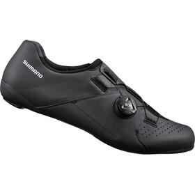 Shimano SH-RC3 Bike Shoes Wide Men, black